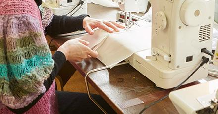 縫い方教室