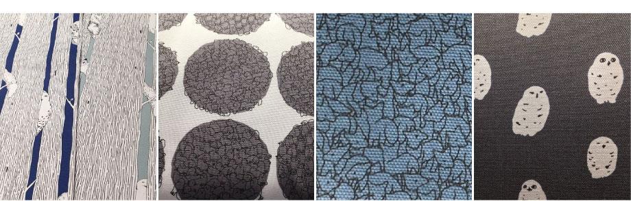 生地はマーブルシュッドのさまざまな布からお好きなものをお選びいただけます